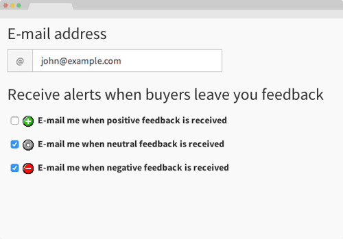Feedback Boost Feedback Reminders And Tools For Ebay